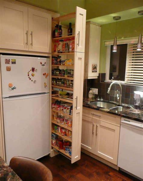 Kitchen With Pantry Cabinet умные выдвижные системы для кухни ящики и полки о