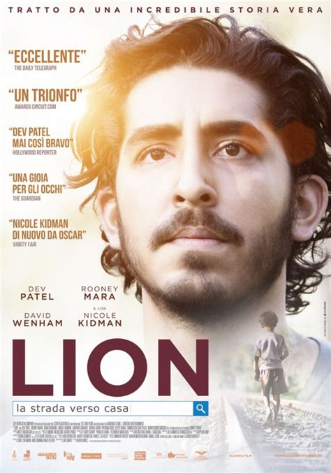 lion film com review lion 2016 film misery