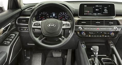 Kia Telluride 2020 Interior by 2020 Kia Telluride Ready To Meet Family Needs Consumer