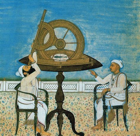 Horizontal Wall Decor Islamic Astronomers Photograph By Science Source