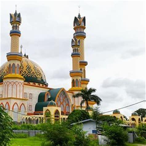 islamic center masjid mataram lombok west nusa