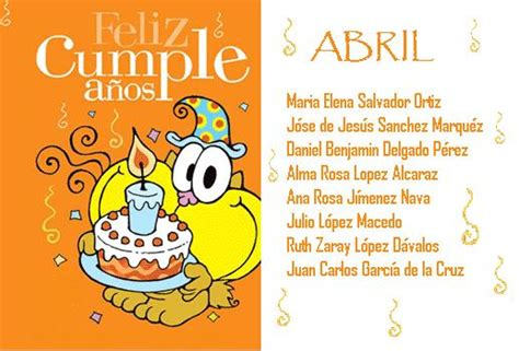 imagenes cumpleaños junio cumplea 241 os sociales educaci 243 n inicial no escolarizada