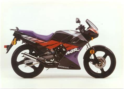 мотоцикл Honda Nsr 50 S 1993 описание фото запчасти