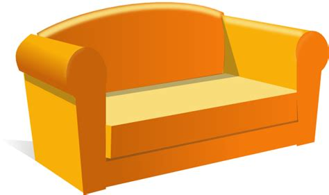 sofa clipart clipart suggest
