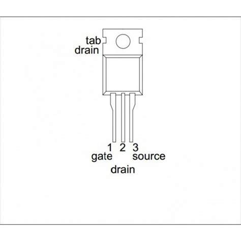 transistor mosfet medir transistor mosfet medir 28 images transistor irfb3207 mosfet de canal n transistor
