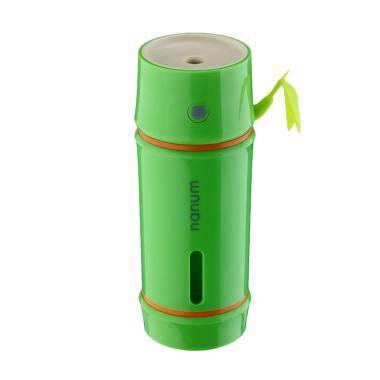 Nanum Usb Bamboo 7 Colors Led Car Humidifier Diffuser 130ml nanum blibli