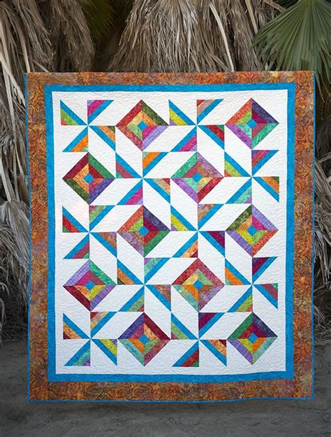 Cozy Quilt by Quilt Craft Distributors Pattern From Cozy Quilt Designs