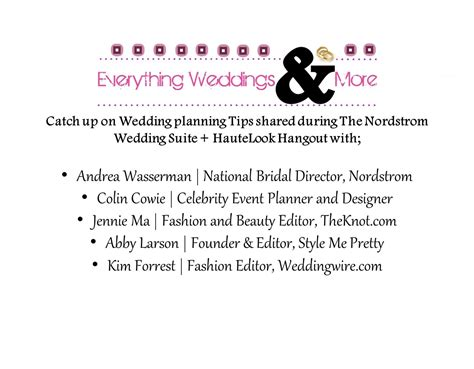 Knowing About The Wedding Planning Tips Best Wedding
