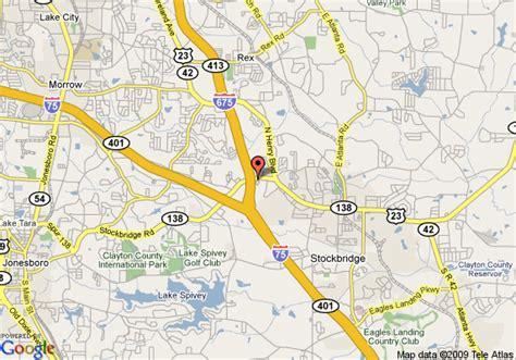 stockbridge map map of suburban extended stay stockbridge stockbridge