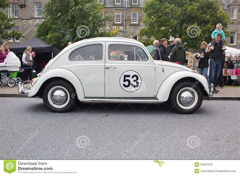 car volkswagen side view love bug vw beetle side view editorial photography image