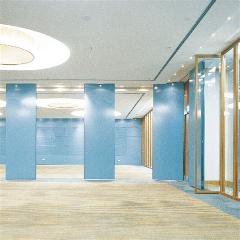 movable wall partitions dorma variflex modern sound insulating partitions