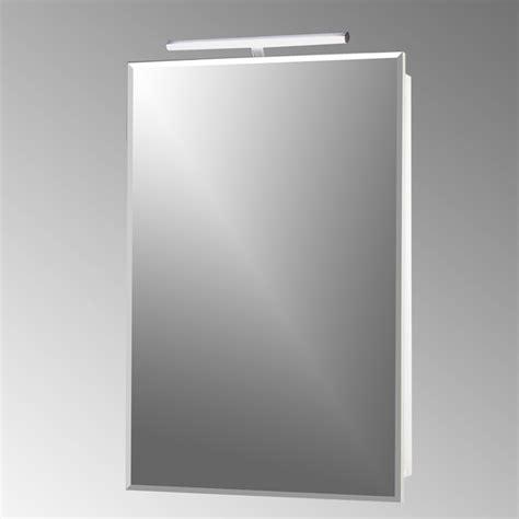 Spiegelschrank Zusammenbauen by Badezimmer Spiegelschrank 50cm Wei 223 Led Badm 246 Bel Bad