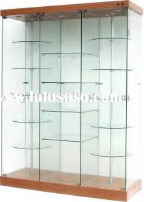 Cabinet sr63 glass show case display window display cabinet size