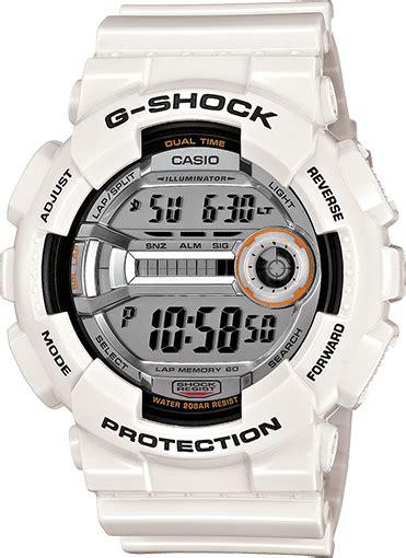 Jam Tangan Gshock Ga110 Grey the top white g shock watches g central g shock