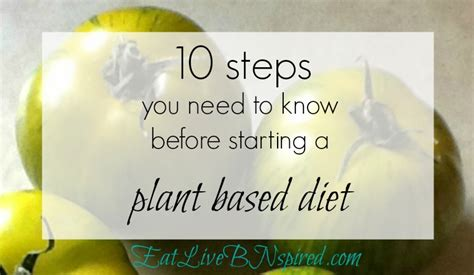Do I Need To Detox Before Starting A Diet by 10 Steps You Need To Before Starting A Plant Based