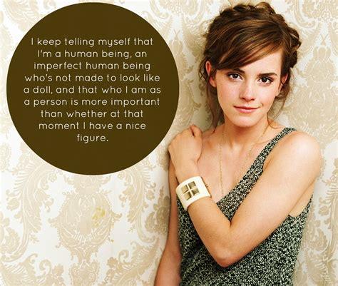 emma watson quotes on beauty emma watson body image quote love kay