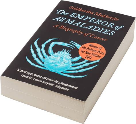0007250924 the emperor of all maladies the emperor of all maladies wellcome book prize