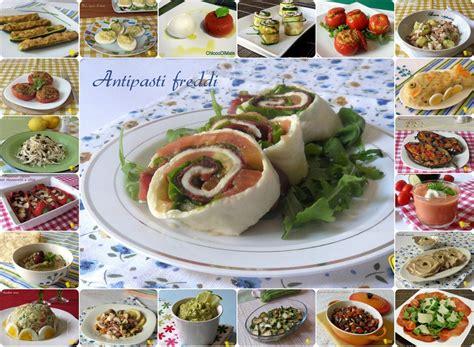 ricette cucina facili e veloci antipasti freddi ricette facili veloci estive il chicco