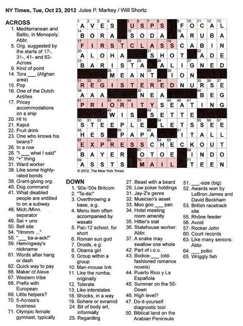 ottoman official crossword crossword clues starting with p autos post