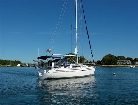 regal boat dinghy hoist used catalina 35 2006 yacht for sale osterville denison