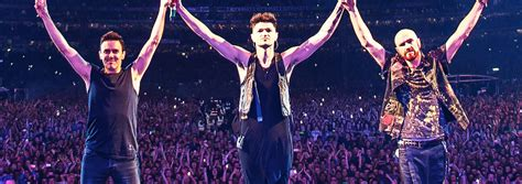 the script uk the script events glasgow the sse hydro
