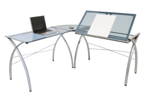 blue and white table ls studio designs futura ls workcenter with tilt