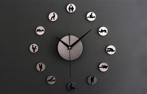 Promo Diy Acrylic Wall Clock 30 50cm Diameter Jam Din Diskon diy creative wall clocks stickers novelty home decor ebay