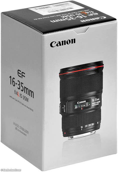 Canon 16 35mm F 4 L Is Review