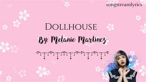 doll house song lyrics lyrics for dollhouse by melanie martinez youtube