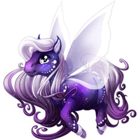 Wisteria Pegasus Valley Of Unicorns Twilight Tear Valley Of Unicorns Wiki