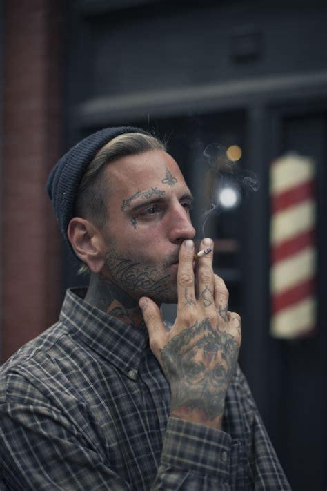 face tattoos tumblr on