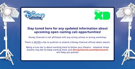auditions 2015 disney channel in search of three sa presenters image gallery disney auditions 2016