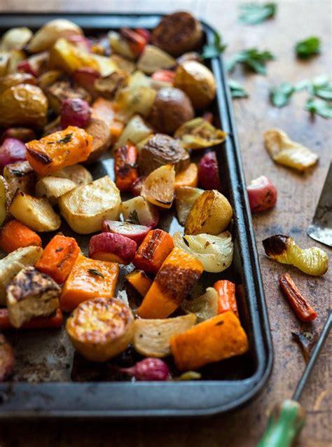 roasted vegetables recipe eggplants