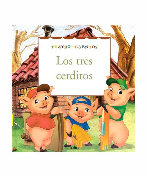 tres cerditos los cuentos infantiles stylelovely