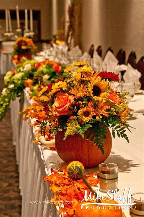Fall Flower Arrangements Wedding by Fall Flower Arrangement Ideas Fall Wedding Flowers
