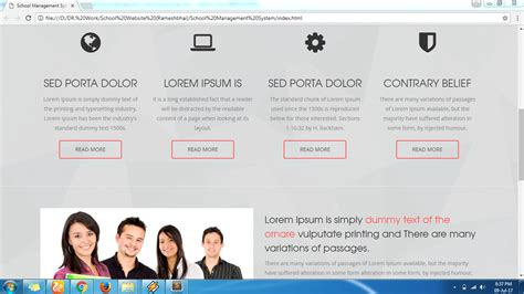 bootstrap templates for school management system free download online school management system bootstrap