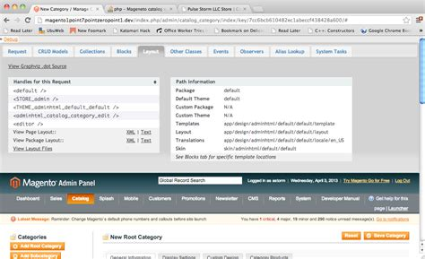 magento layout xml update handle php mageneto catalog categories layout xml handle