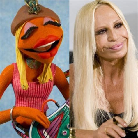 The Real Donatella by You Can T Do That On Television An Examination Of Muppet