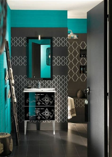 Blue And Black Bathroom Ideas Light Grey Bathroom Wall Tiles For Small Bathroom Color Decolover Net