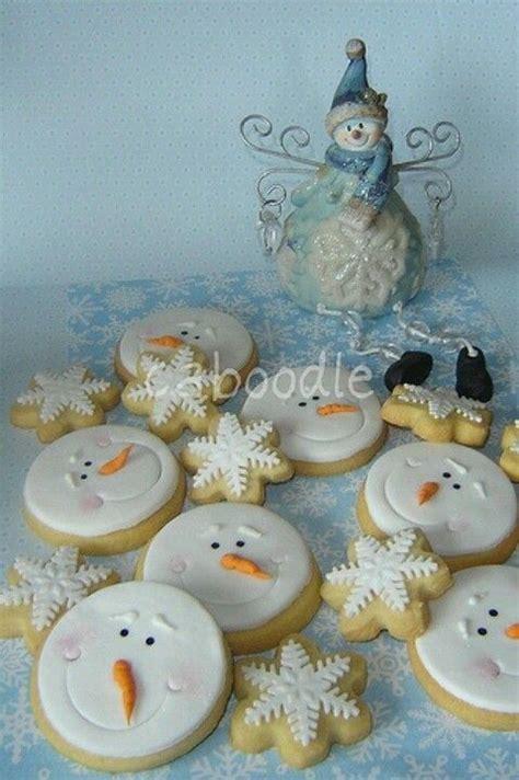 Link Precious Snowflake Cookies 2 by Best 25 Snowman Cookies Ideas On