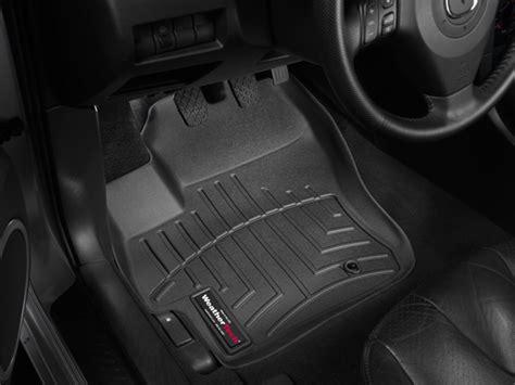 weathertech floor mats floorliner mazda mazda3 2004 2009 black ebay