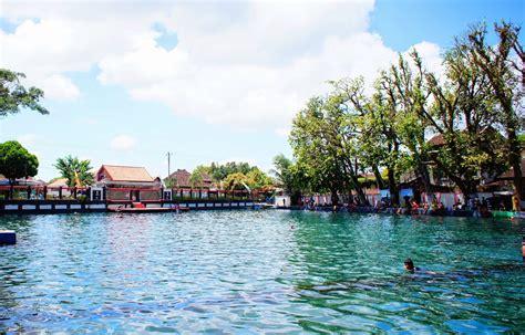 Air Jogja umbul ponggok tempat asyik untuk berenang snorkeling hingga diving