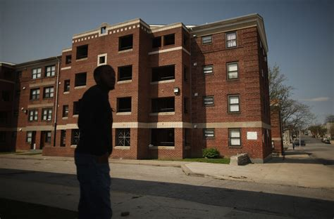project houses baltimore and the freddie gray case