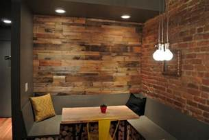 wood panel accent wall reclaimed wood paneling sustainable lumber company