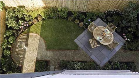 garden design small backyard how to stretch out a small backyard toronto design