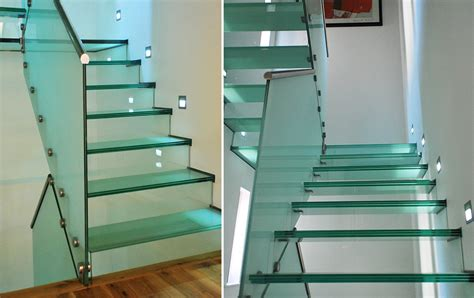Home Design Interior Services by Glass Staircases Gallery Galleries Railing London