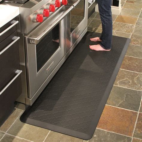 kitchen gel kitchen mats for comfort creating the
