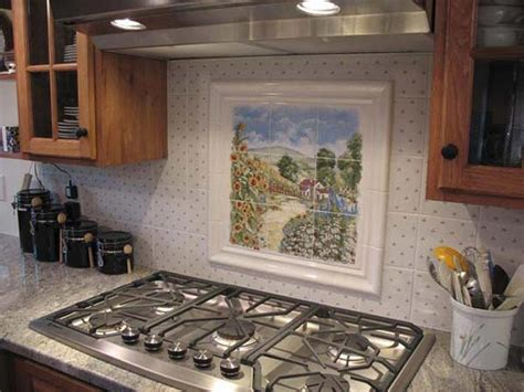 kitchen tile murals backsplash pics photos tile mural kitchen backsplash kitchen