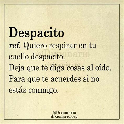 Despacito Quiero Respirar Tu Cuello Despacito Lyrics | 17 best ideas about despacito on pinterest despacito