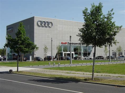 Audi Adlershof by Khs Architekten Projekte